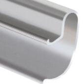 Aluminium Slatwall Panel Insert