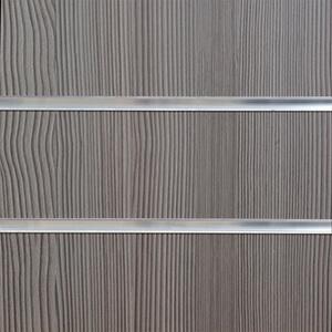 Pino Grey Deluxe Slatwall
